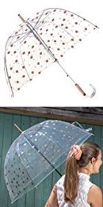 ... Stick Clear Windproof Umbrella ...