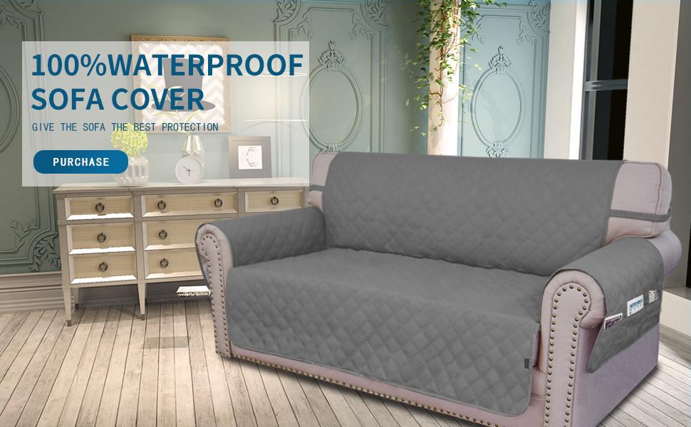 Amazon.com: Easy-Going - Funda protectora para sofá (100 ...