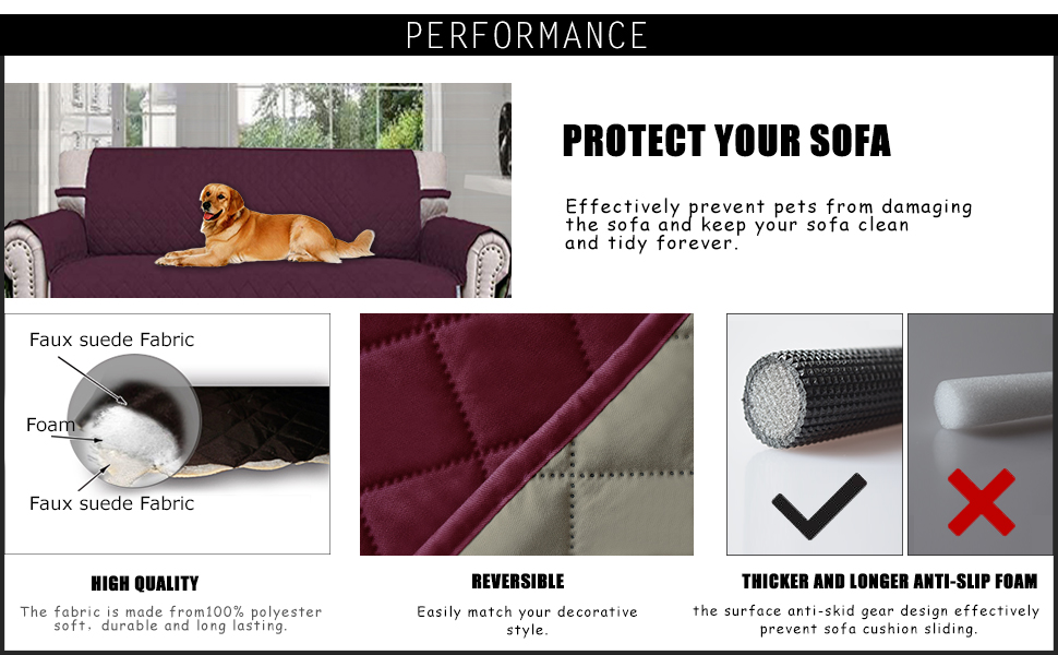 sofa cover Product introduction