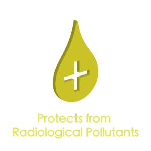 Stay protected from radiological contaminants