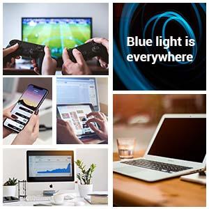 Blue Light is Everywhere