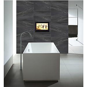android4.2 fashion hotel bathroom tv