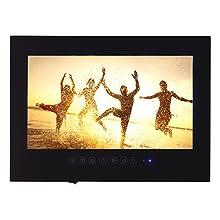 15.6-inch hd tv waterproof lcd tv