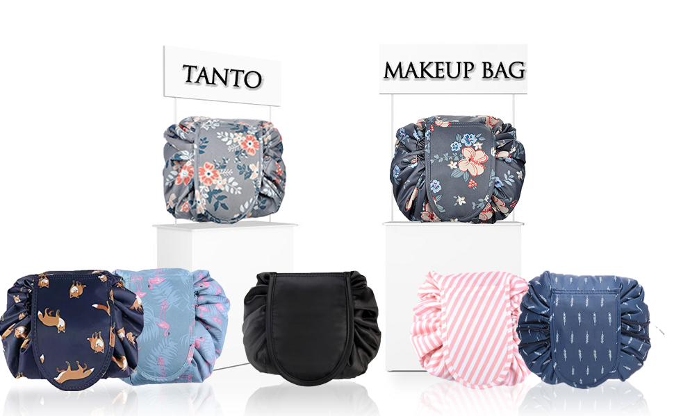TanTo:we specializes in makeup bags. All products are subject to market  research. It was then carefully designed by our chief designer. d8b020fc3989b