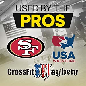 USED BY THE PROS