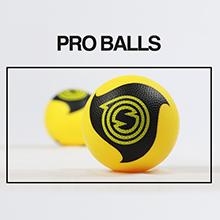 spikeballs, pro balls
