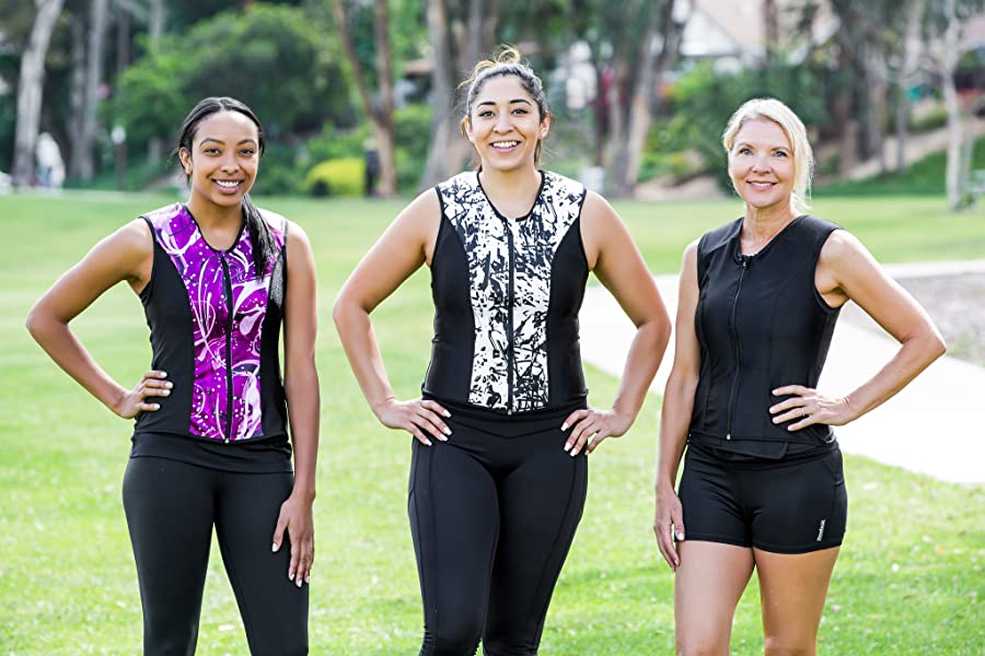 The Weight Vest for Women