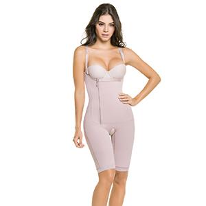 80a2fb0cc8e 437  CYSM Women s Compression Shapewear - Mid-Thigh Firm Control ...