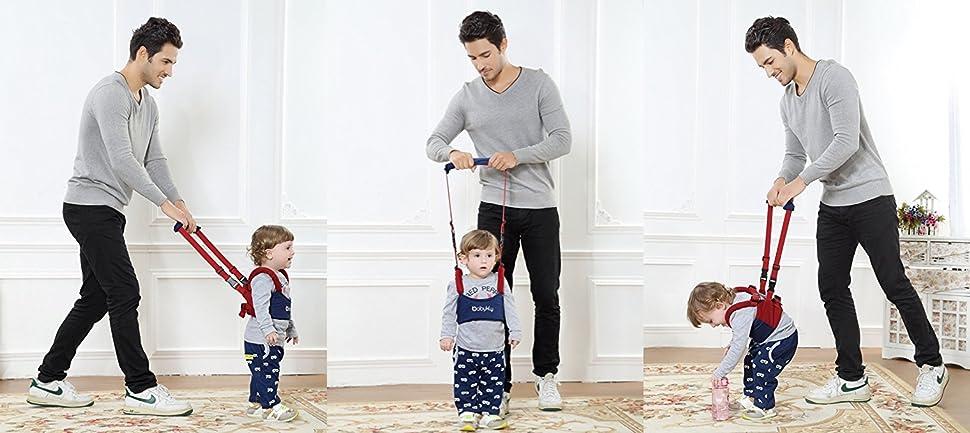 Amazon.com: ZEAMO - Arnés de seguridad para bebé, talla ...
