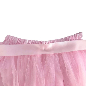 7539cebf0 Dancina Women's Girls' Ankle Length Tutu Maxi A-line Long Tulle ...