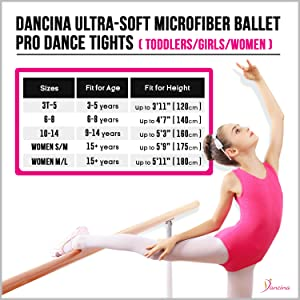 transition tights for women, ballet tights
