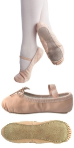 Dancina Leather Shoes