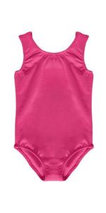 e6a685d53372 Amazon.com  Dancina Girls  Leotard Classic Ballet Team Basic Short ...