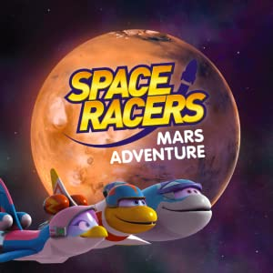 mars storybook preschool stem spaceracers