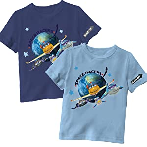 tshirt spaceracers cadets preschool stem