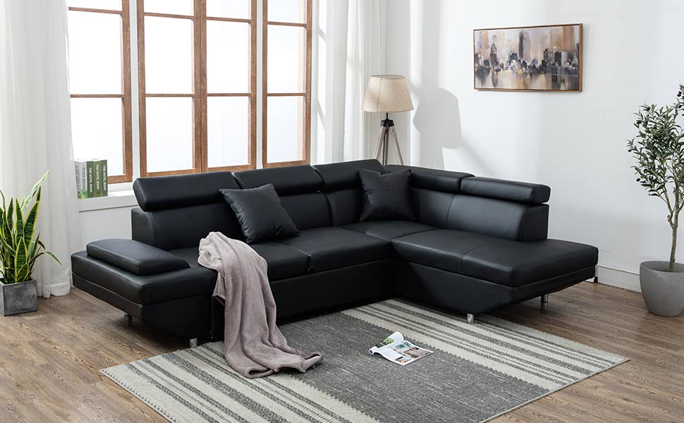 Amazon Com Sofa Sectional Sofa Living Room Furniture Sofa Set