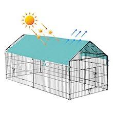 Chicken_Coop_Rabbit_Hutch_Pet_Playpen_11