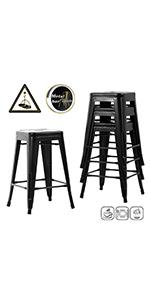 Metal Stools Bar stools