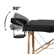 Massage table massage bed spa bed salon bed fold massage table3