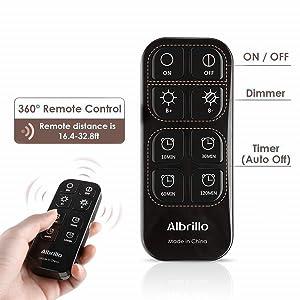remote control cabinet light