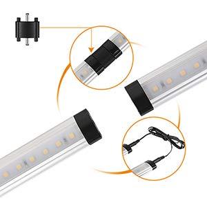 led counter lights under