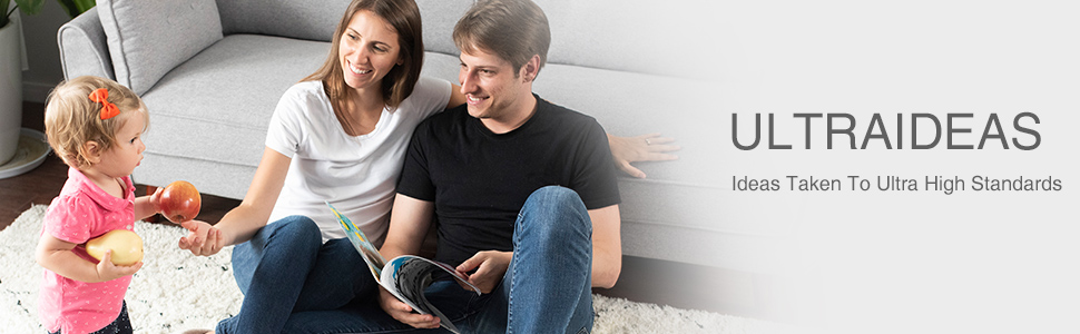 ULTRAIDEAS Comfort House Slippers - Refreshing Your Daily Life!