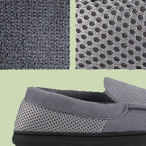 Upper Made Of Soft and Breathable Fabric