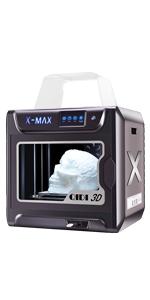 QIDI TECH 3D Printer, X-Pro 3D Printer with WiFi Function ...