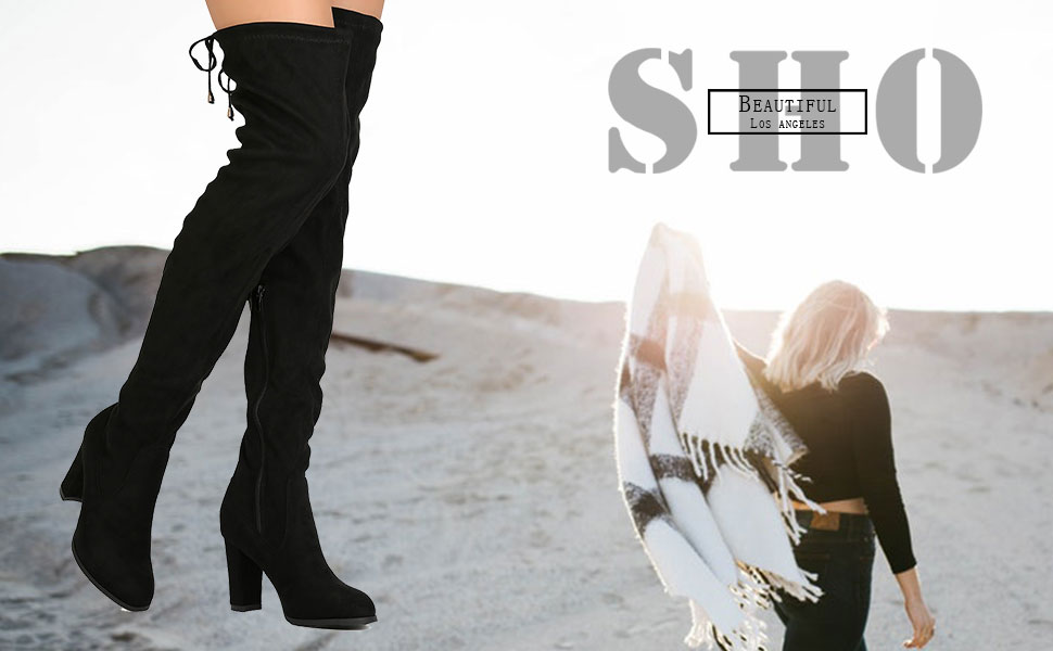 Over The Knee High Boots Sale