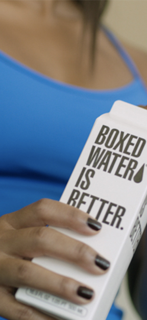 Yoga Boxed Water