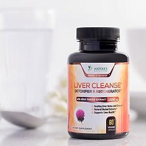 Liver Cleanse Detoxifier and Regenerator