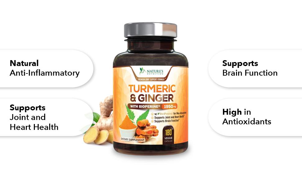 turmeric ginger