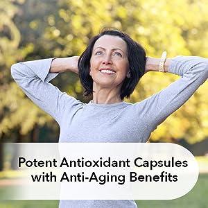 green tea anti aging antioxidants