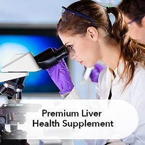 premium liver health support