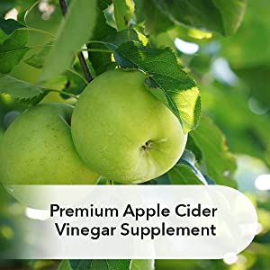 premium apple cider vinegar