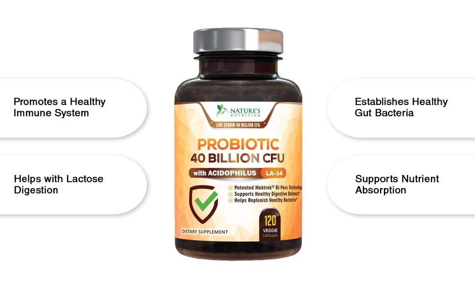 Probiotic 40 Billion