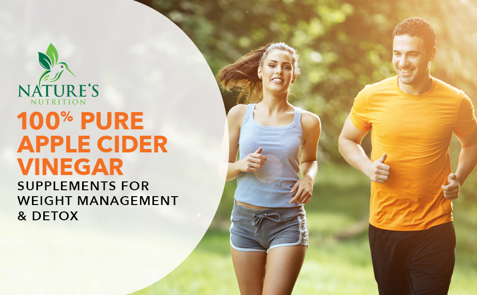 pure apple cider vinegar supplement