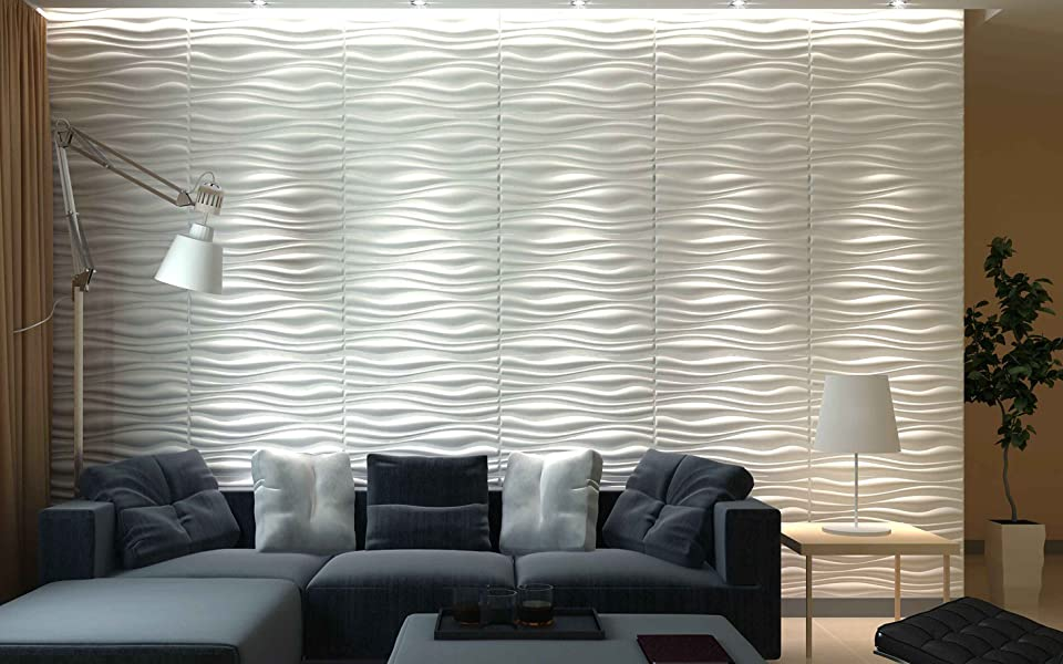 Superb About Plant Fiber 3D Wall Panels