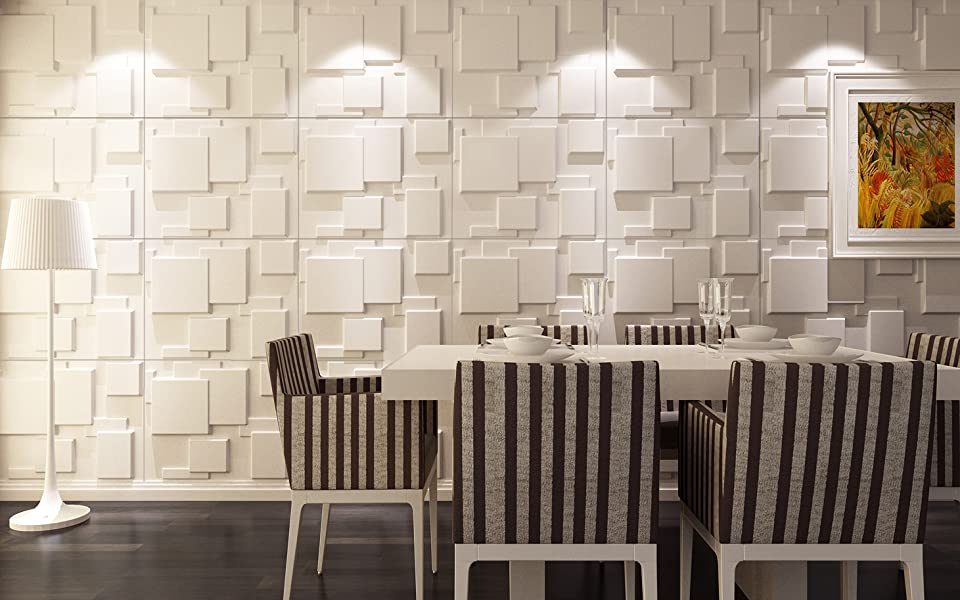 About Plant Fiber 3D Wall Panels
