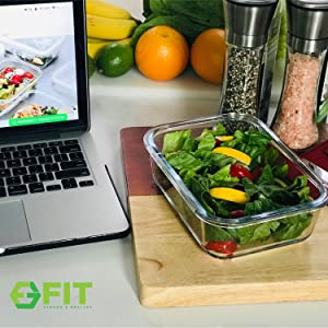 Meal Prep Containers Glass Food Containers Lunch Container Glass Bento Box Food Storage Containers