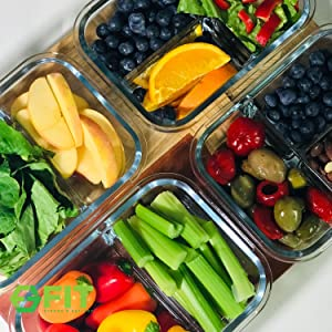 Food Containers Lunch Containers Meal Prep Containers glass food storage containers with lids Bento