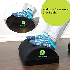 adjustable foot rest