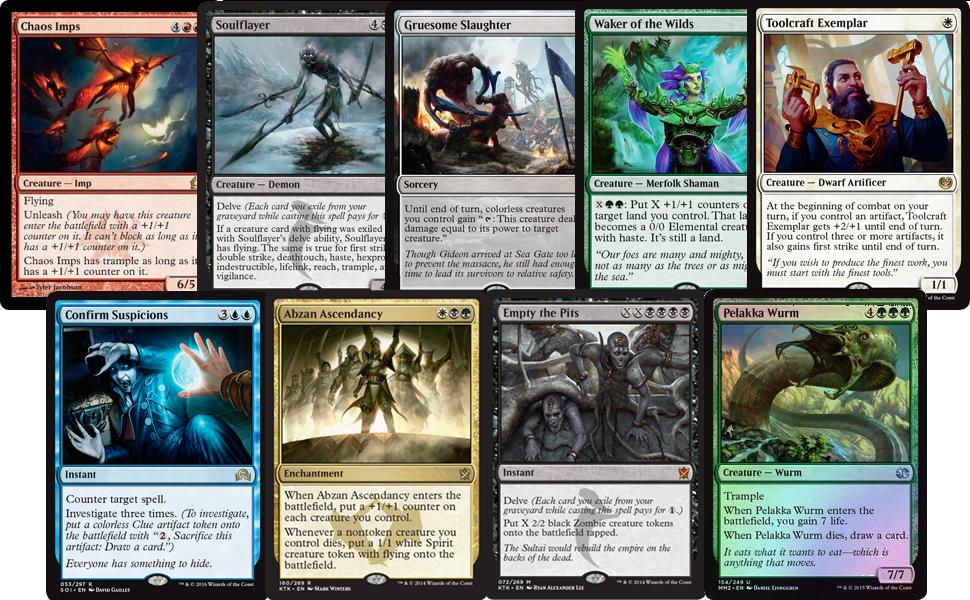 Mtg 7 Random Rares 1 Mythic Guaranteed per Pack
