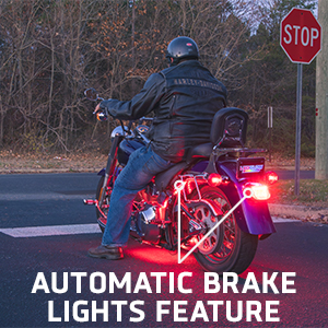 Automatic Brake Lights