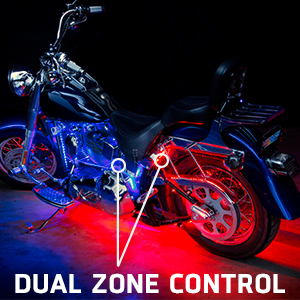 Dual Zone Control