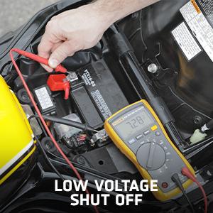 Low Voltage Shutoff