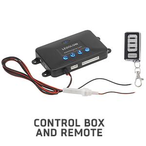 Control Box and Remote