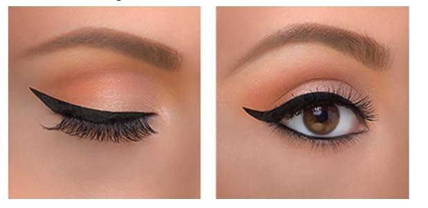 Vamp Stamp Vavavoom Winged Eyeliner Stamp Easy Cosmetic Applicator For Infallible Wings Medium