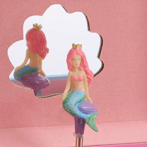 musical jewelry box for girls, mermaid, narwhal, horse, little, princess, unicorn, ballerina