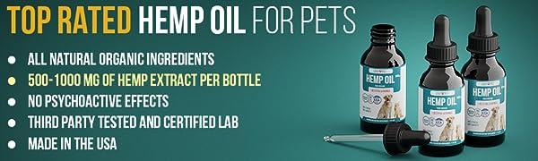 hemp oil for dogs